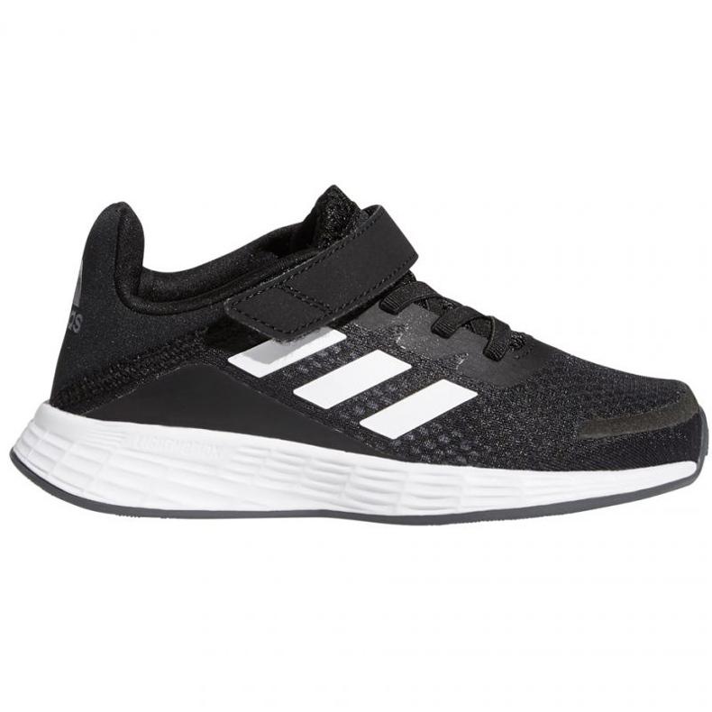 Buty adidas Duramo Sl C Jr FX7314 białe czarne