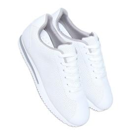 Buty sportowe białe BL221P Grey szare