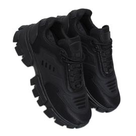 Buty sportowe czarne LA155P Black