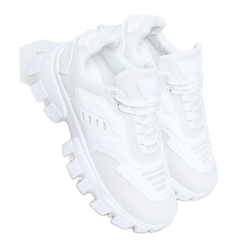 Buty sportowe białe LA155P White