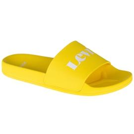 Klapka Levi's June Mono S 233026-753-73 żółte
