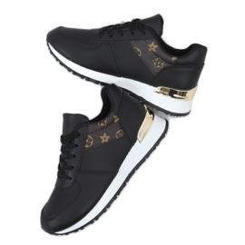 Buty sportowe damskie czarne J2140 Black