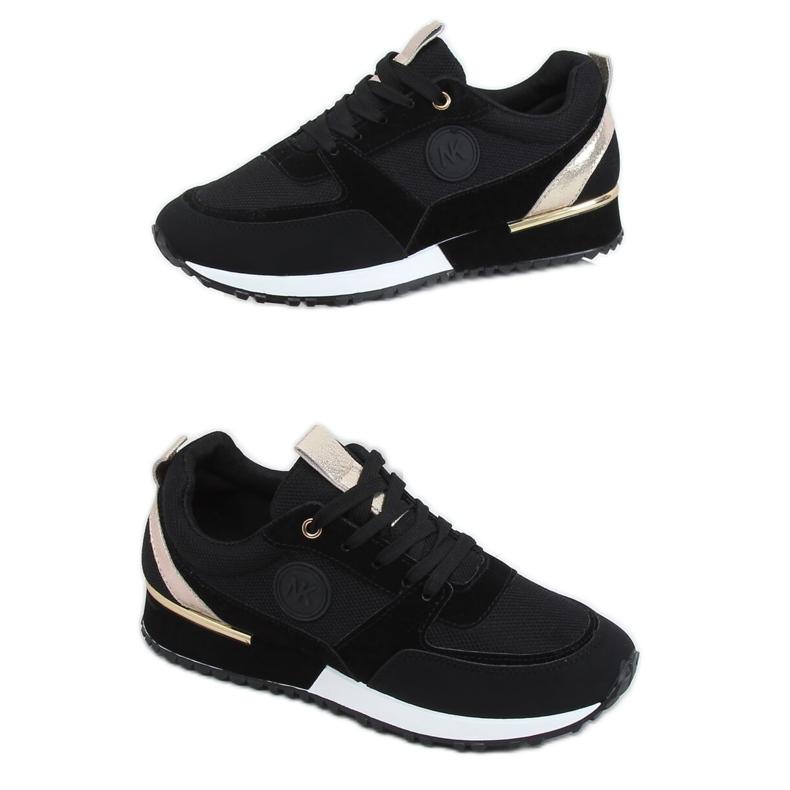 Buty sportowe czarne TCYR-55 Black