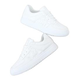 Trampki damskie białe BL229P White