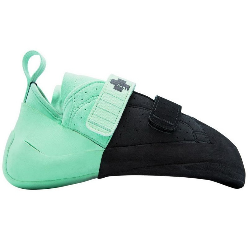 Buty wspinaczkowe So iLL Street Lv Streetlv-Halfhalf czarne zielone