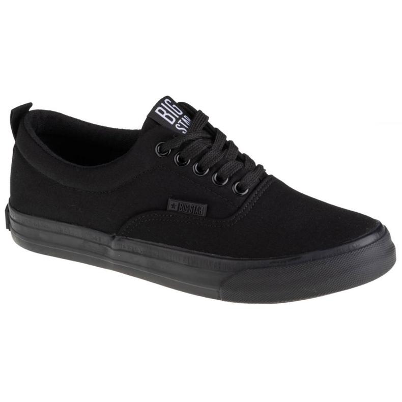 Buty Big Star Shoes Big Top W FF274164 czarne