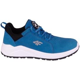 Buty damskie 4F niebieskie H4L21 OBDL251 SETCOL001 33S
