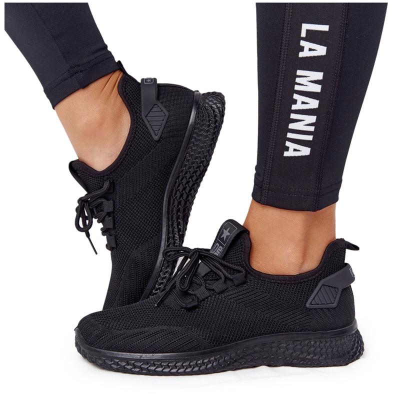 EVE Damskie Sportowe Buty Slip-On Czarne Roxy
