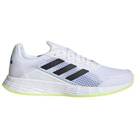 Buty męskie do biegania adidas Duramo Sl białe FY6683