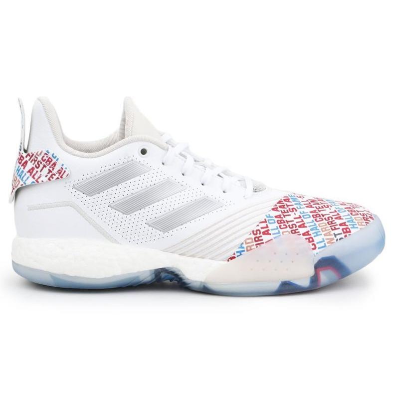 Buty do koszykówki Adidas Tmac Millenium M EF1869 białe białe
