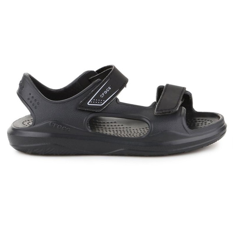 Sandały Crocs Swiftwater Jr 206267-0DD czarne