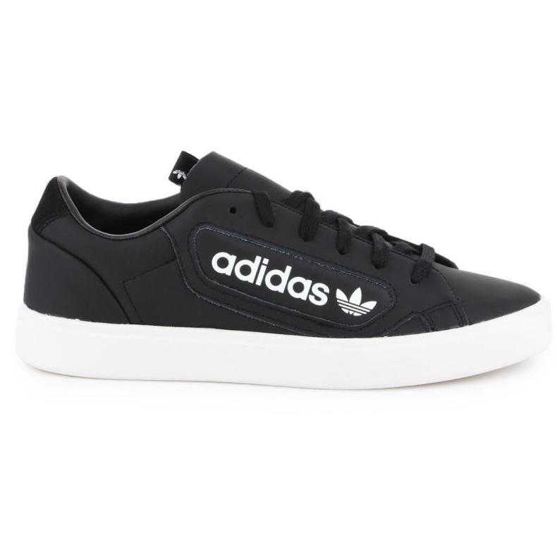 Buty adidas Sleek W EF4933 czarne