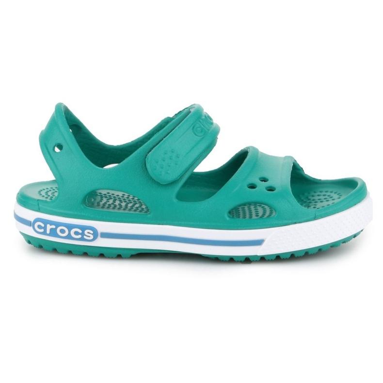 Sandały Crocs Crocband Ii Sandal Kids 14854-3TV niebieskie