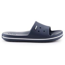 Klapki Crocs Crocband Slide 205733-462 granatowe