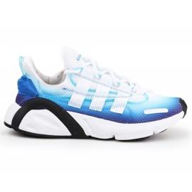 Buty adidas Lxcon Jr EE5898 czarne niebieskie
