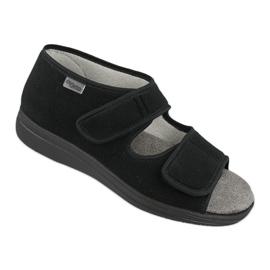 Dr.Orto Befado obuwie męskie 070M001 czarne