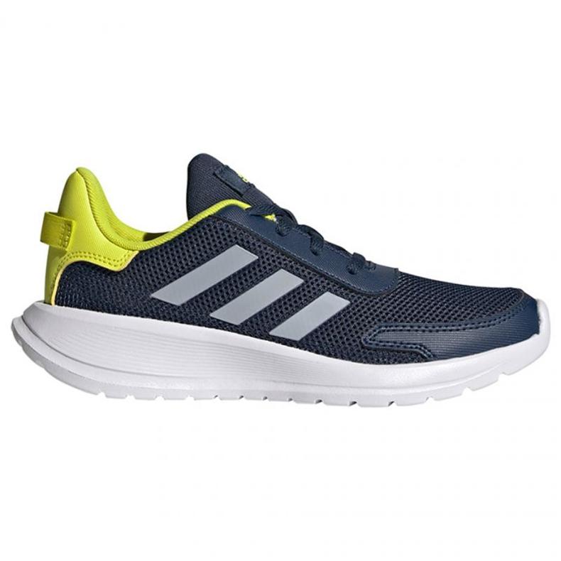Buty adidas Tensaur Run K Jr FY7286 niebieskie