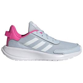 Buty adidas Tensaur Run K Jr FY7288 niebieskie