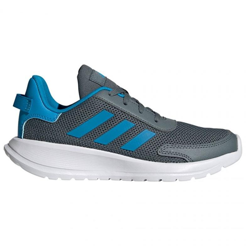 Buty adidas Tensaur Run K Jr FY7289 niebieskie