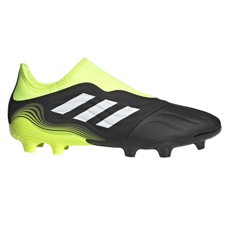 Buty piłkarskie adidas Copa Sense.3 Ll Fg FW7270 czarne czarne