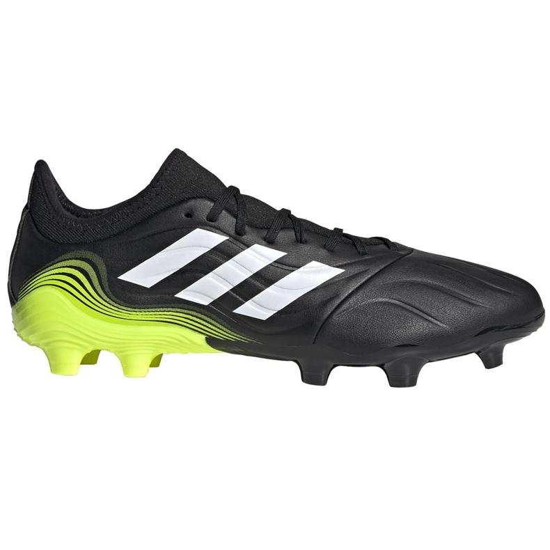Buty piłkarskie adidas Copa Sense.3 Fg FW6514 czarne czarne