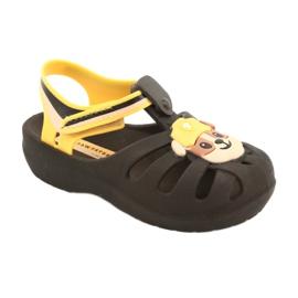 Sandałki Paw Patrol Friends S Ipanema 21994 Rubble beżowy brązowe żółte