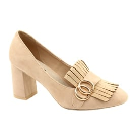 Vices 9006-14 Beige 35 40 beżowy