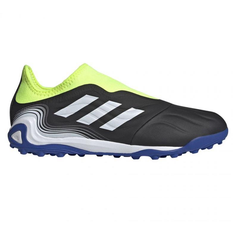 Buty piłkarskie adidas Copa Sense.3 Ll Tf M FW7939 czarne wielokolorowe