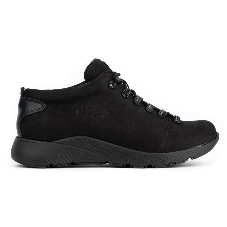 ButBal Damskie buty trekkingowe 674BB czarne