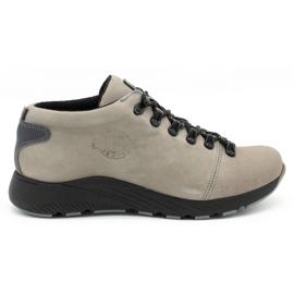 ButBal Damskie buty trekkingowe 674BB popiel wielokolorowe szare