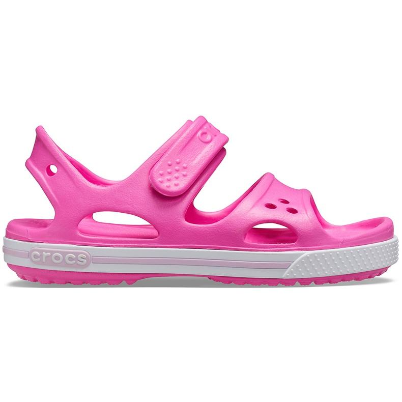 Crocs sandały dla dzieci Crocband Ii Sandal różowe 14854 6QQ
