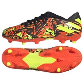 Buty piłkarskie adidas Nemeziz Messi.3 Fg M FW7426 wielokolorowe wielokolorowe