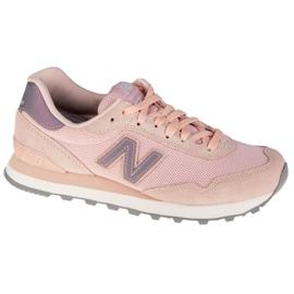 Buty New Balance W WL515GBP różowe