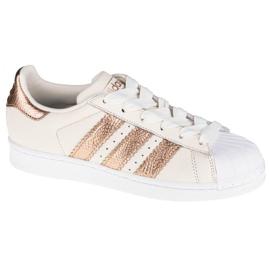 Buty adidas Superstar W CG6449 białe