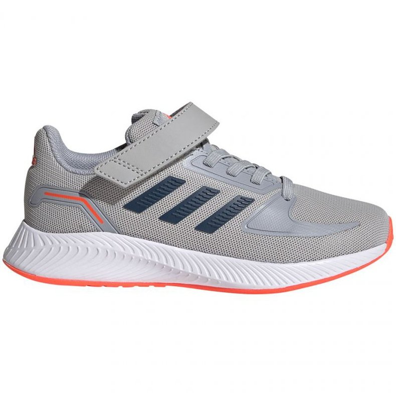 Buty adidas Runfalcon 2.0 Jr FZ0115 szare