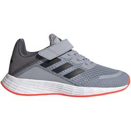 Buty dla dzieci adidas Duramo Sl C szare FY9170