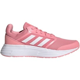Buty damskie do biegania adidas Galaxy 5 różowe FY6746