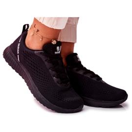 EVE Damskie Sportowe Buty Comfort Foam Szare Faster czarne