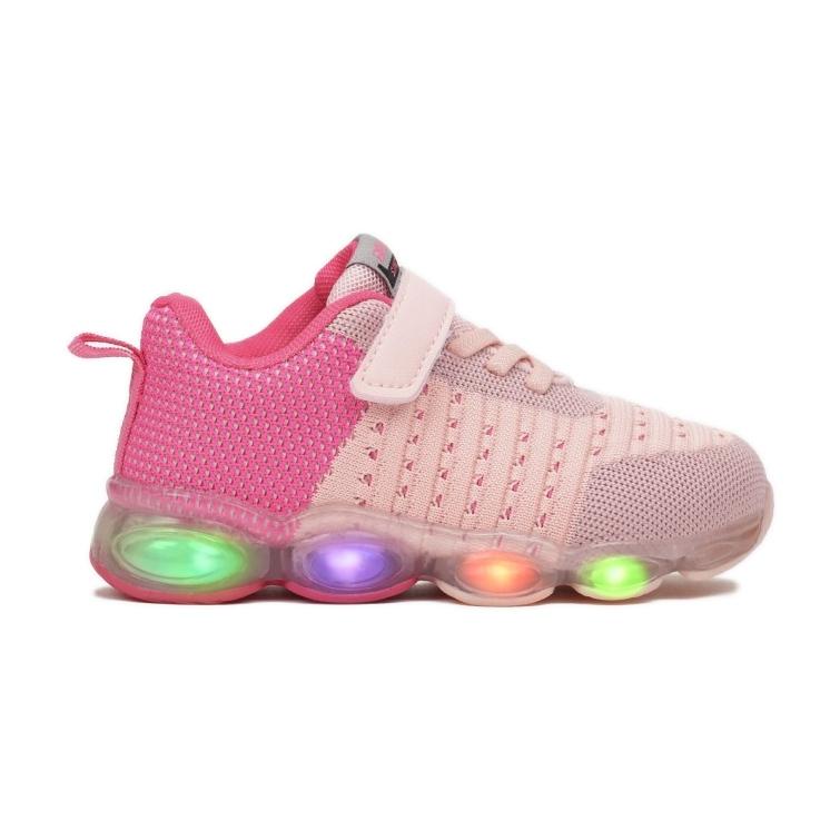 Vices 3XC8077-LED-271-pink/fushia różowe