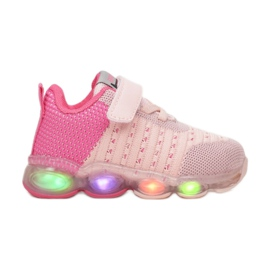 Vices 1XC8077-LED-271-pink/fushia różowe