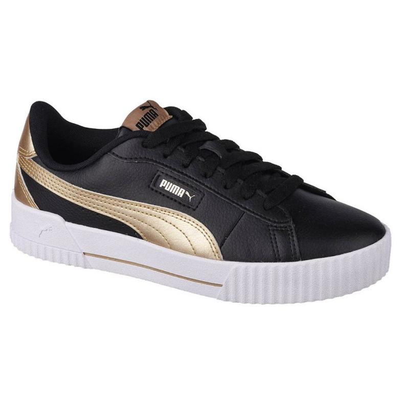 Buty Puma Carina W 368879 02 czarne złoty