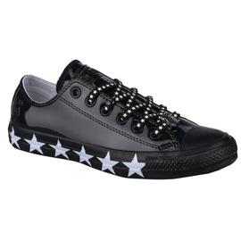 Buty Converse Chuck Taylor All Star Miley Cyrus W 563720C czarne
