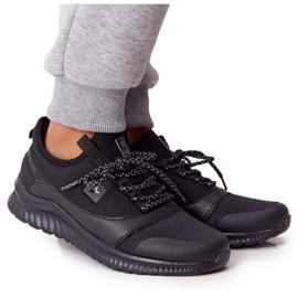 NEWS Damskie Sportowe Buty Comfort Foam Czarne The Best