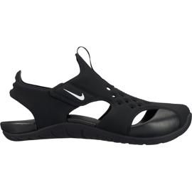 Buty Nike Sunray Protect 2 943826 001 czarne
