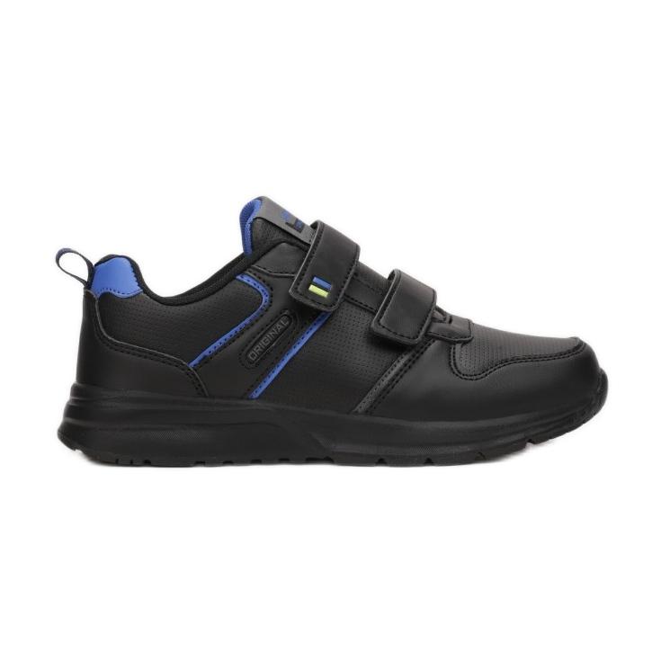 Vices LXC8201-156-black/blue czarne niebieskie