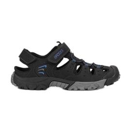 Vices 7SD9146-R-156-black/blue czarne niebieskie