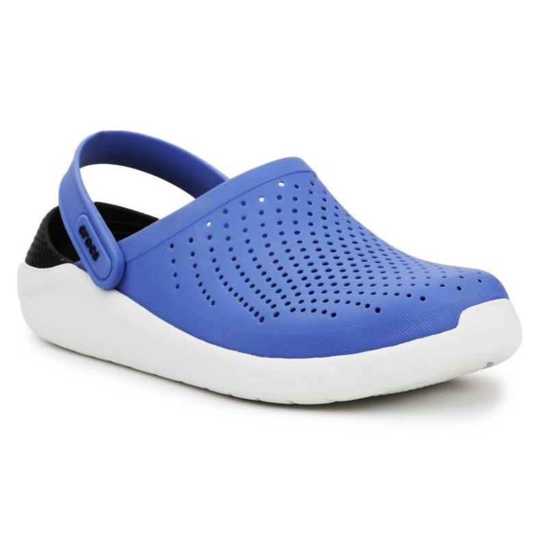 Klapki Crocs Literide Clog W 204592-4RW niebieskie
