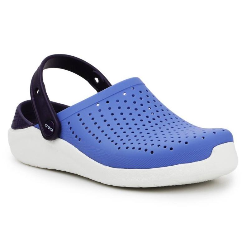 Klapki Crocs Literride Clog W 205964-4SF niebieskie