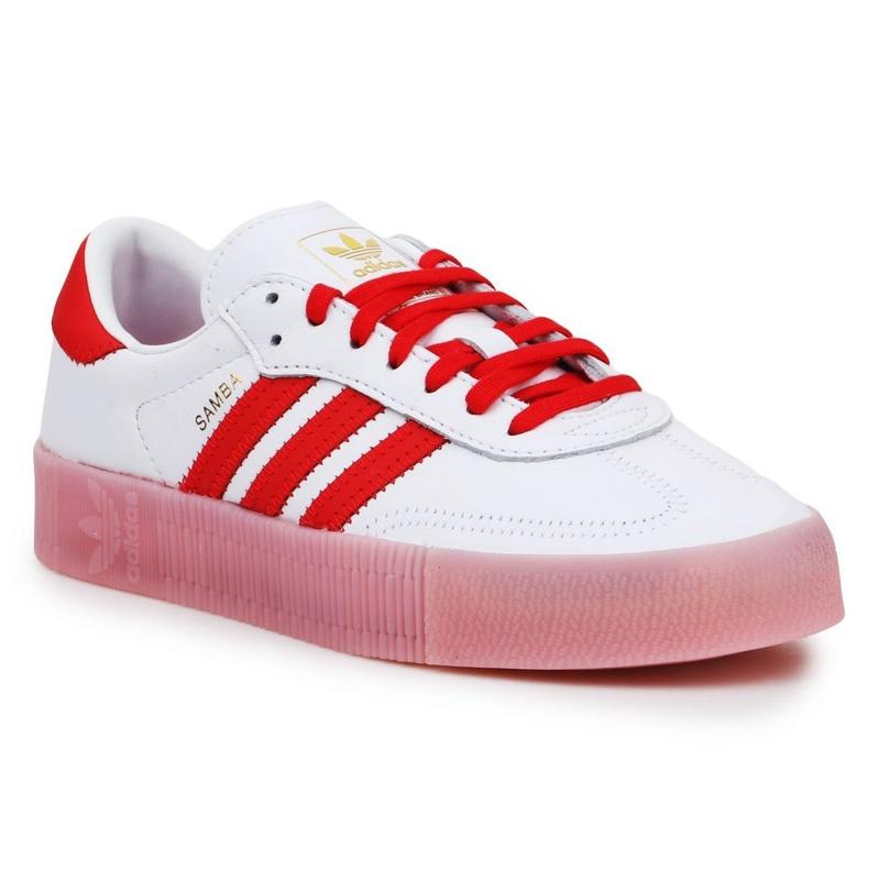 Buty adidas Sambarose W FX6269 białe