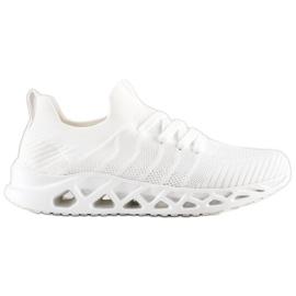 Lekkie Buty Sportowe MCKEYLOR białe